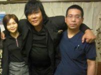 プロレスラーの大仁田厚さんがもりの治療院に来院